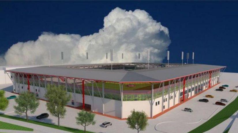 AS Trenčín, štadión