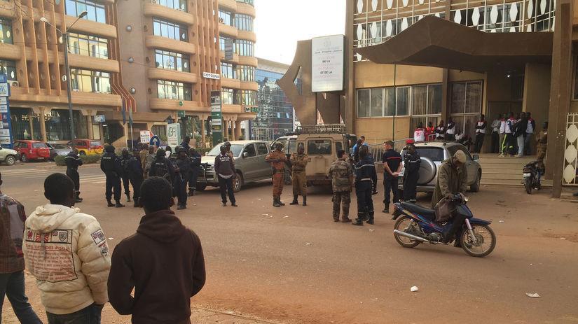 Burkina Faso, útok