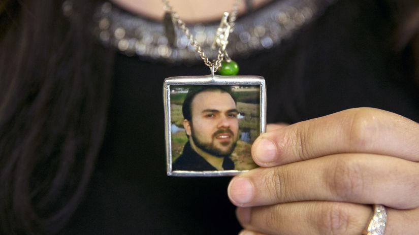 Irán, väzeň