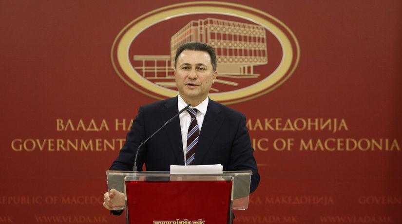 Macedónsko, Gruevski