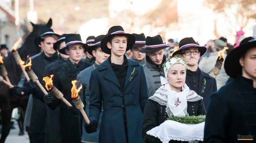 Štúr, Modra, pochod, 160 výročie úmrtia,...