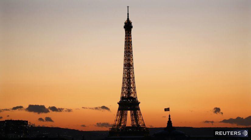 Paríž, Eiffelova veža, Francúzsko
