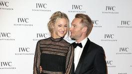 Storm Uechtritz a jej manžel - spevák a skladateľ Ronan Keating