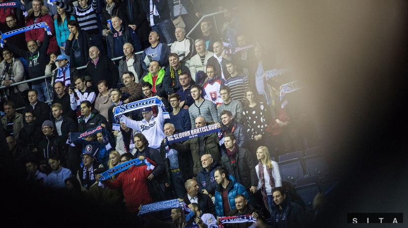 Slovan Bratislava, fanúšikovia