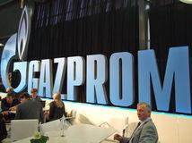 Gazprom, plynová kríza