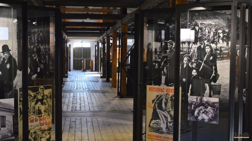 múzeum, koncentráčný tábor sereď,