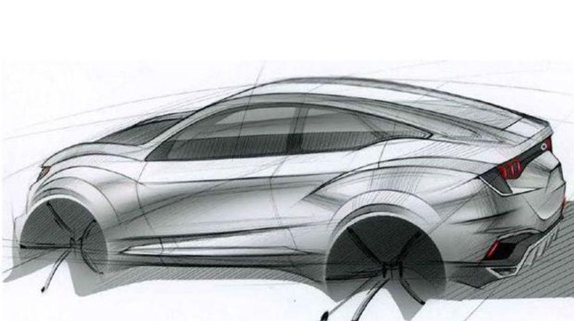 Mahindra XUV Aero Concept - 2016