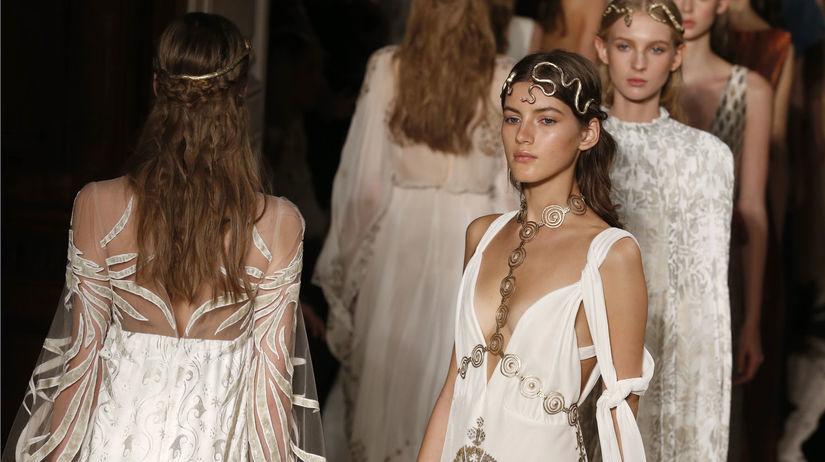 Valentino Haute Couture - kolekcia Jar-Leto...
