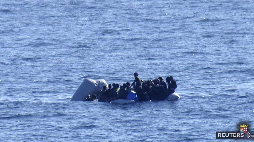 migranti, utečenci, more, potápanie, nehoda
