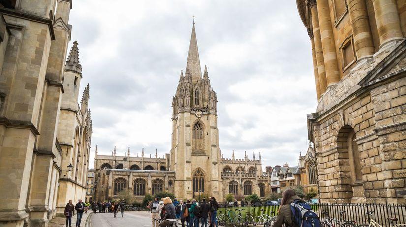 Oxford, univerzita, škola