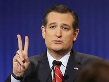 Ted Cruz, republikánski kandidát, USA