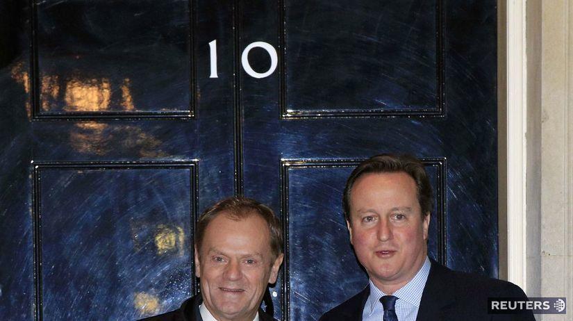 David Cameron, Donald Tusk