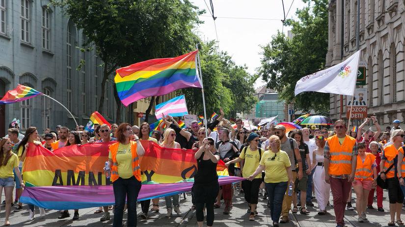 Duhovy pochod, pride, LGBTI