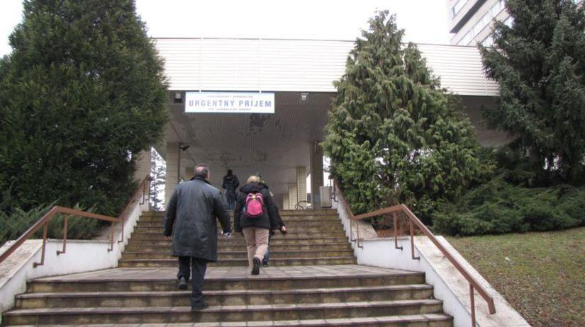 Prešov, nemocnica