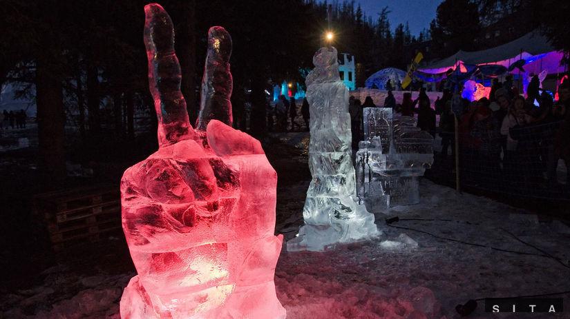 Tatry Ice Master 2016, Vysoké Tatry, ľadové...