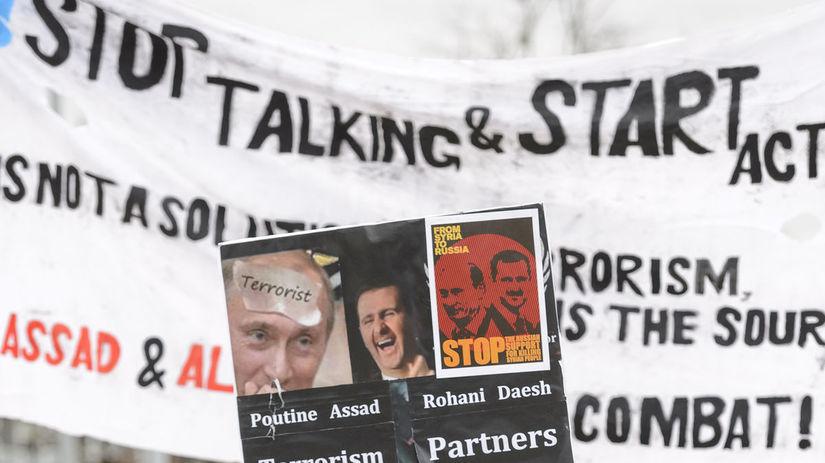 ženeva, sýria, mierové rozhovory o sýrii,...