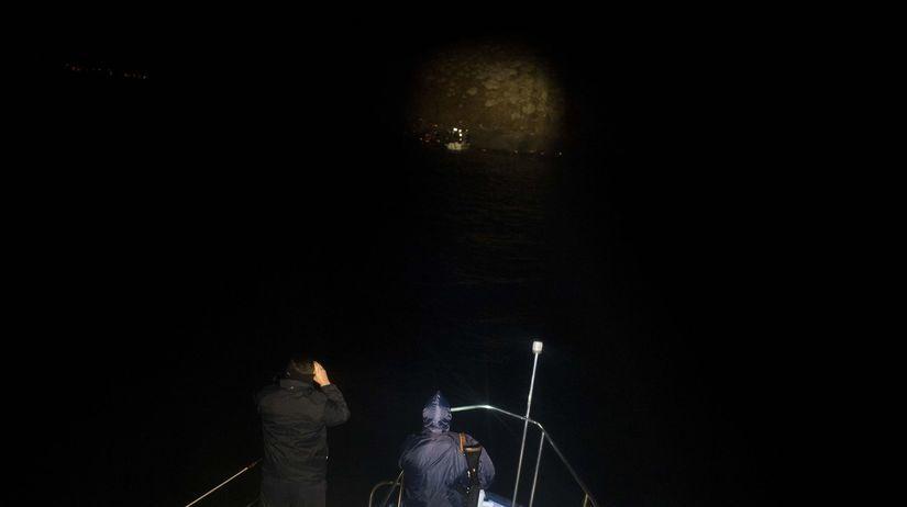 Grécko, pobrežná stráž