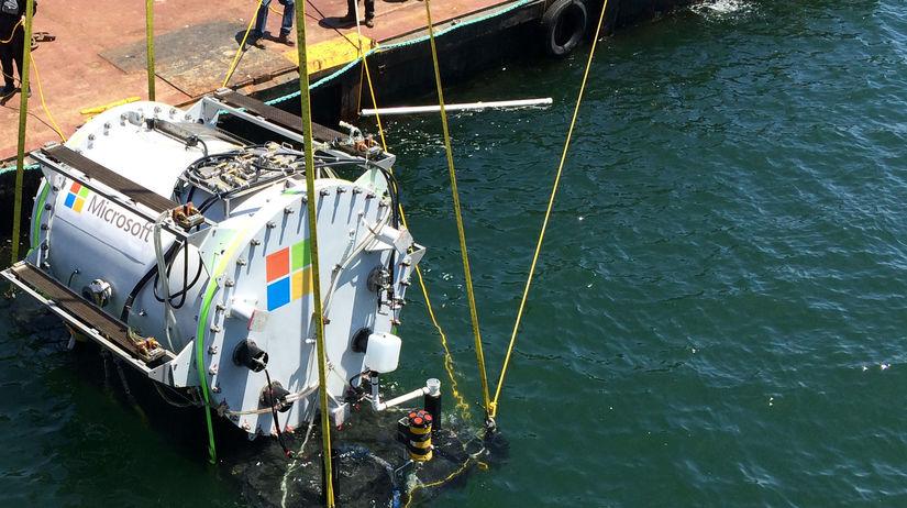project natick, microsoft, podmorský server,...