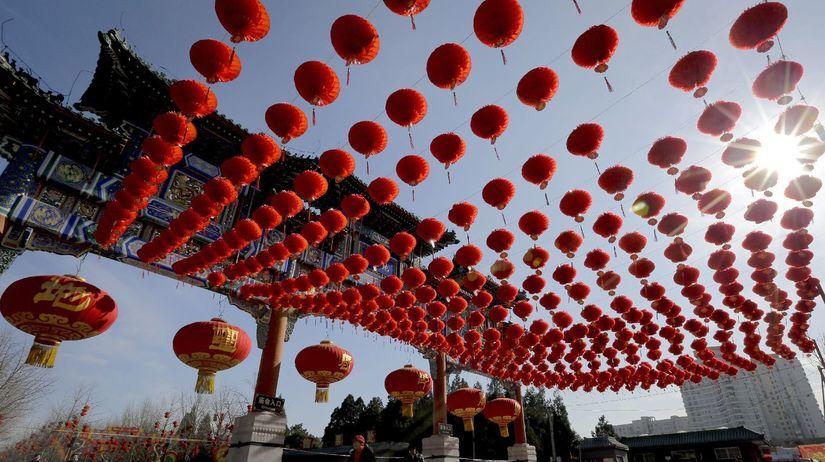 Čína, oslavy nového roka, lunárny nový rok,...