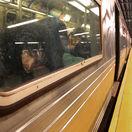 New York, metro, Manhattan, stanica, zastávka, cestovanie, cestujúci, podzemka