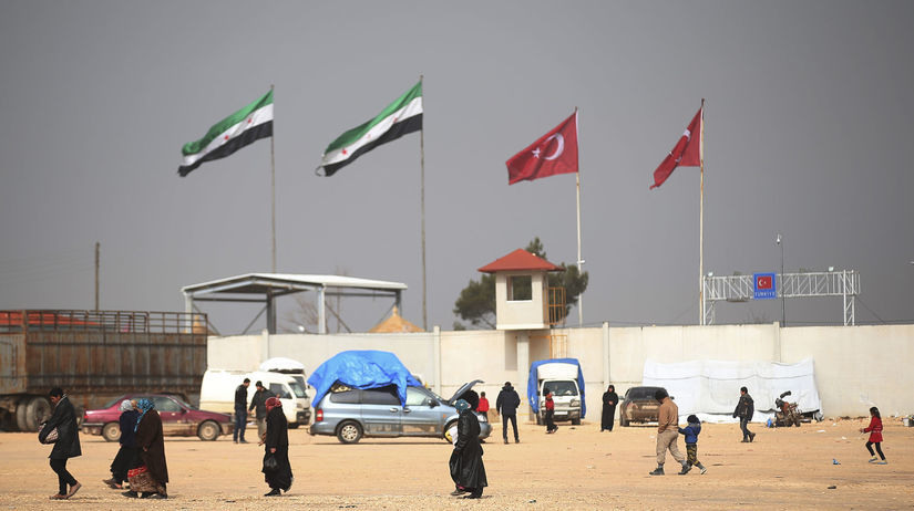 Sýria, Turecko,