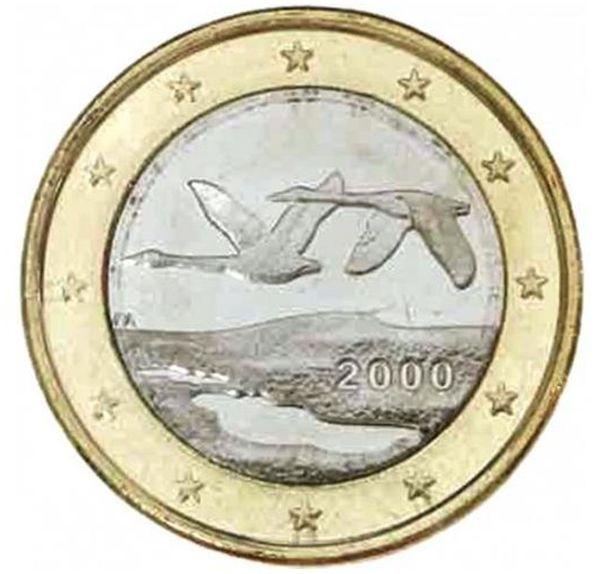 euro, minca, finsko