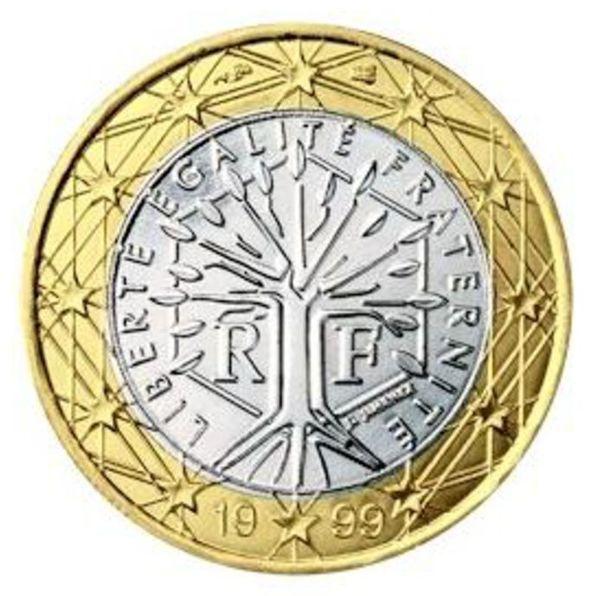 euro, minca, fracuzsko