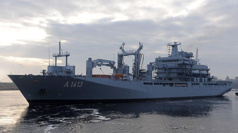loď Bonn, Nemecko, NATO