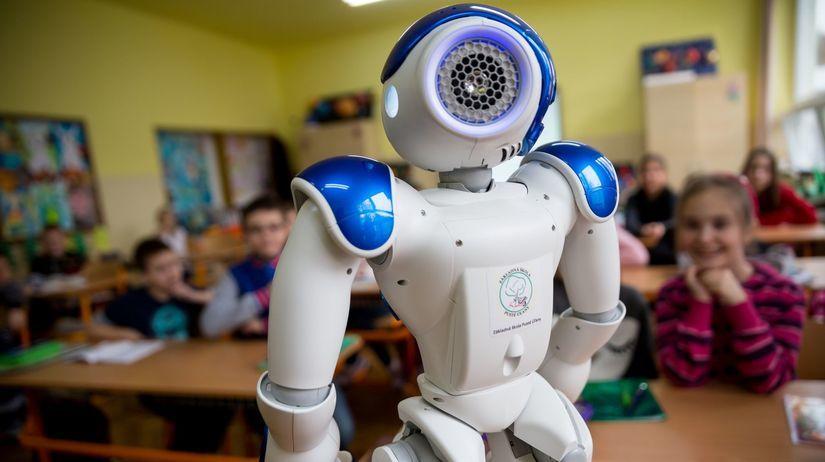 nao, puste ulany, robot, robotizacia, roboti,...