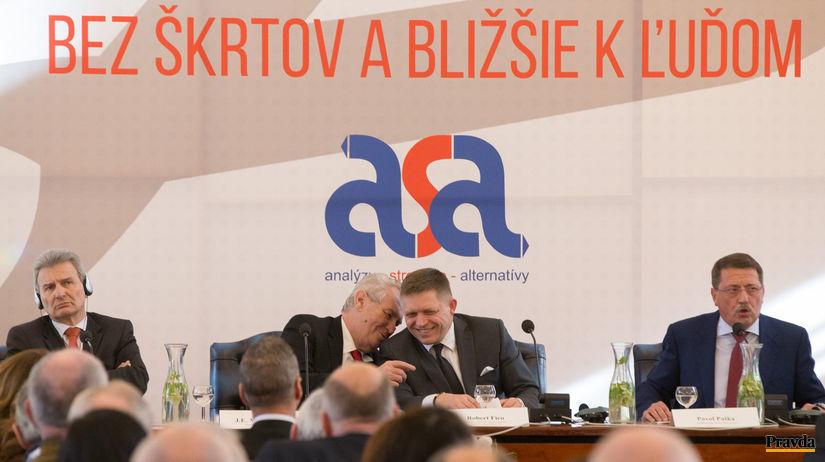 konferencia socialna demokracia, fico, zeman,