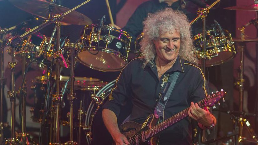 Queen, Brian May