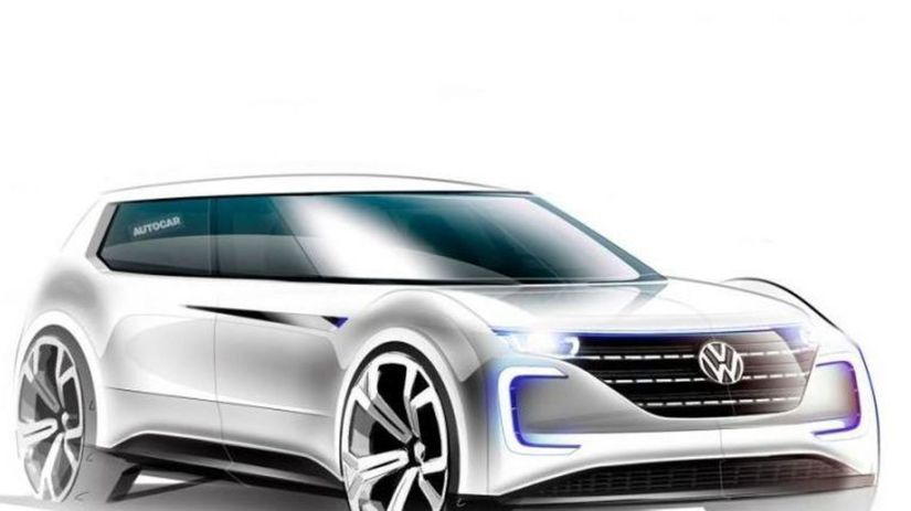 VW - ľudový elektromobil