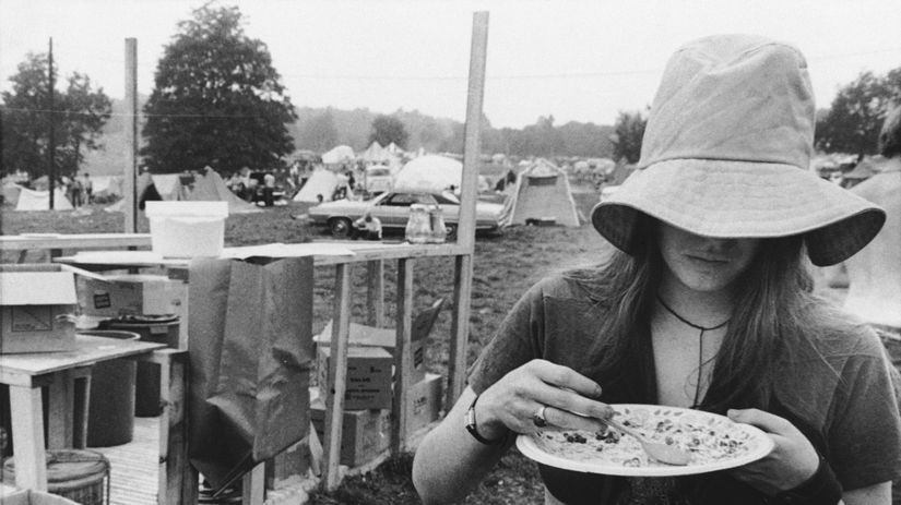 WOODSTOCK 40th