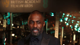 Herec Idris Elba.