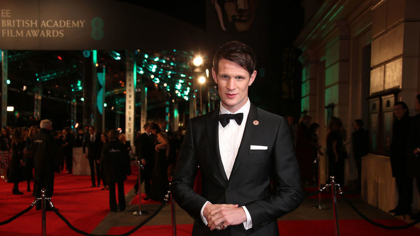 Herec Matt Smith.