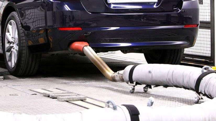 Emisie výfukových plynov - meranie