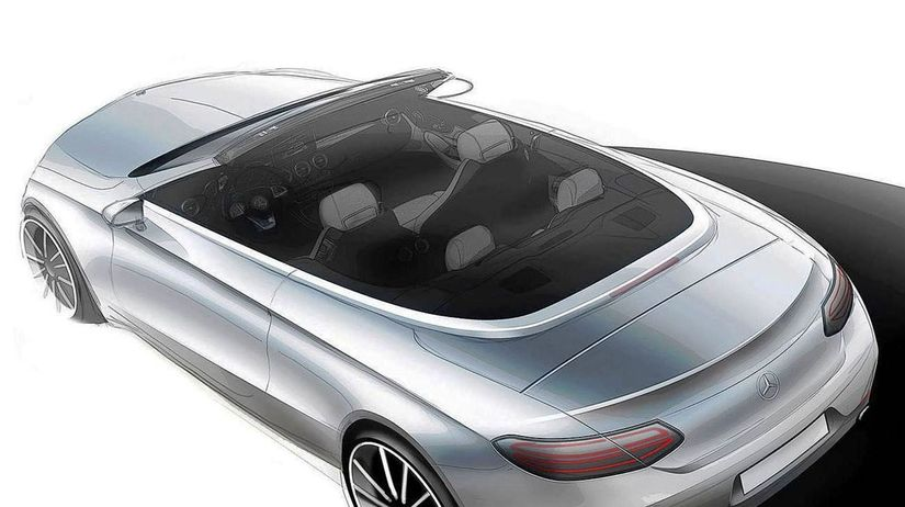 Mercedes-Benz C Cabriolet - 2016