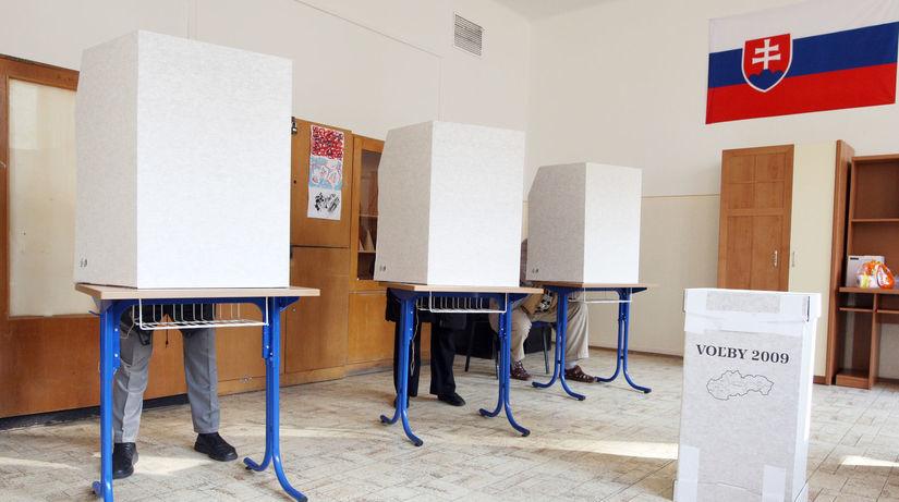 voľby, parlamentné voľby