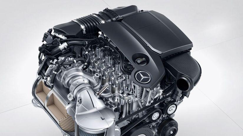 Mercedes-Benz - motor OM 654 220d