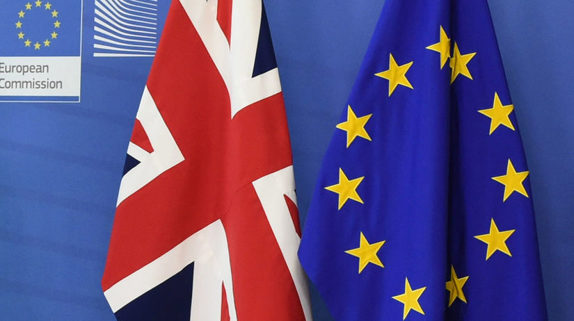 EÚ, Veľká Británia, vlajka