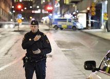 Štokholm, Švédsko, explózia