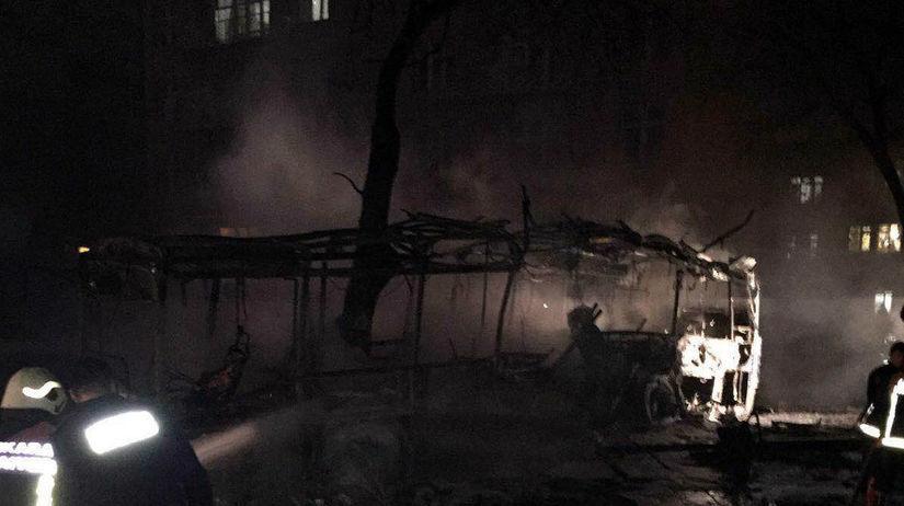 Turecko, explózia, auto, Ankara