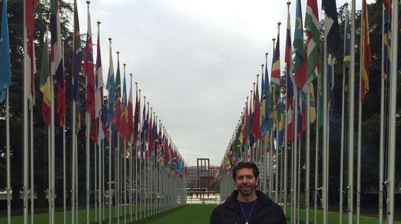 Mohamad Mora, diplomat, Švajčiarsko