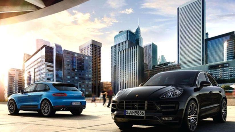 Porsche Macan - USA