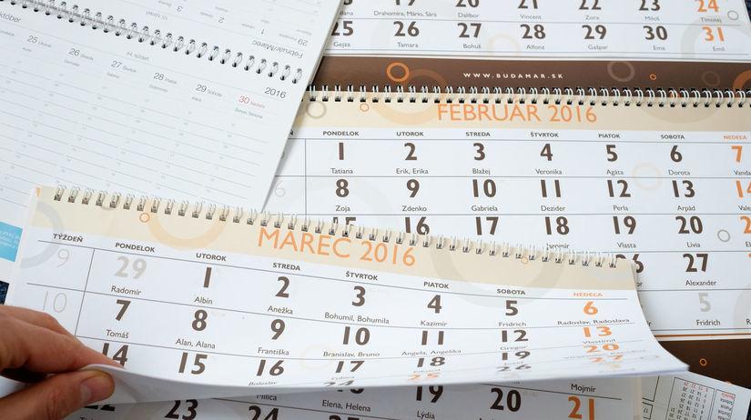 kalendar mena Chaos v kalendároch má upratať špeciálna komisia   Domáce   Správy  kalendar mena