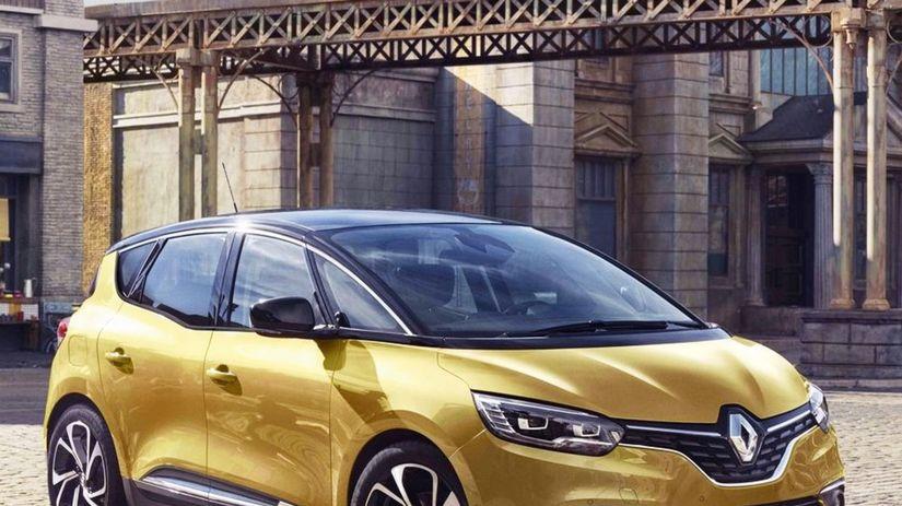 Renault Scenic - 2017
