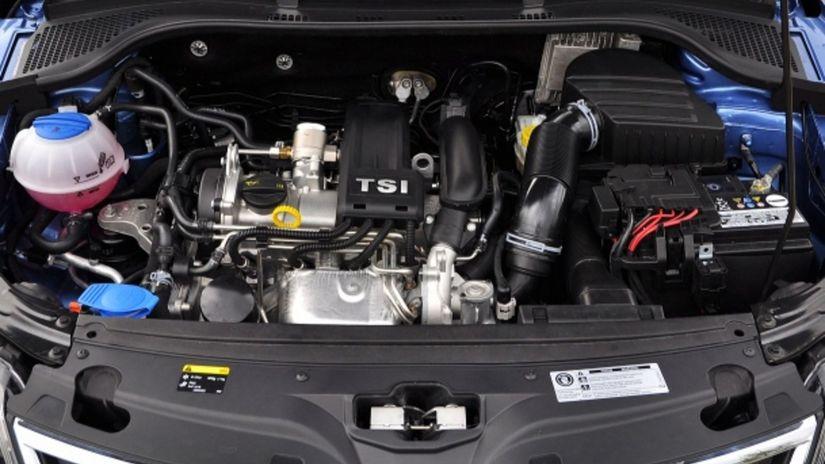 Škoda - motor 1,0 TSI