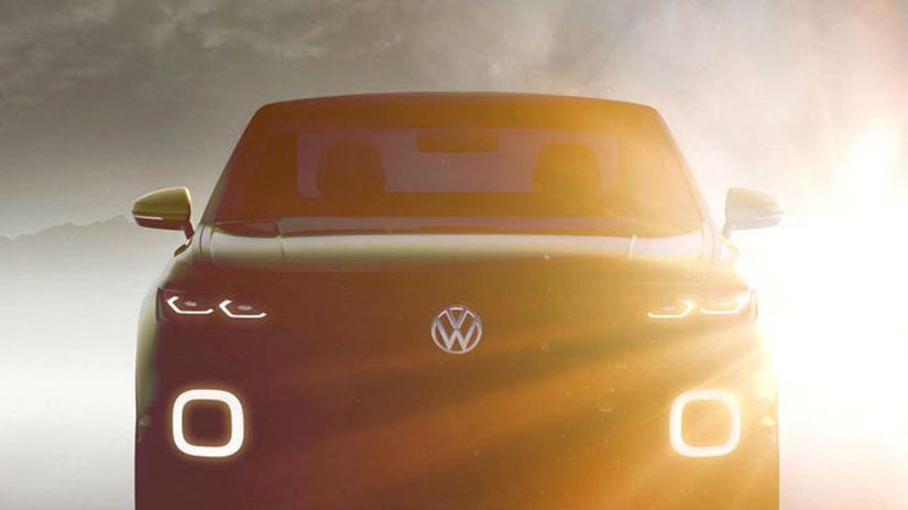 VW T-Cross Concept - 2016