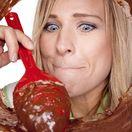 maškrtenie, čokoláda, sladkosti