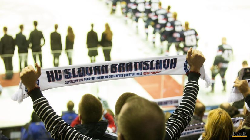 Slovan Bratislava, fanúšik
